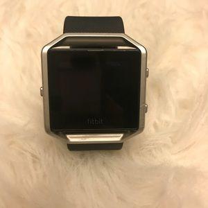 Accessories - Fitbit blaze smart fitness watch